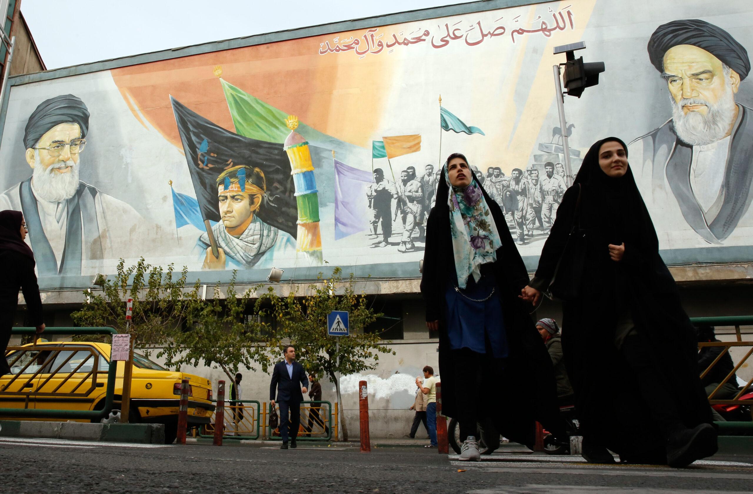 Az iráni Forradalmi Gárda (IRGC) európai médiahálózata