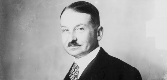 A zsidó közgazdász, aki harcolt a nácik és a kommunisták ellen is