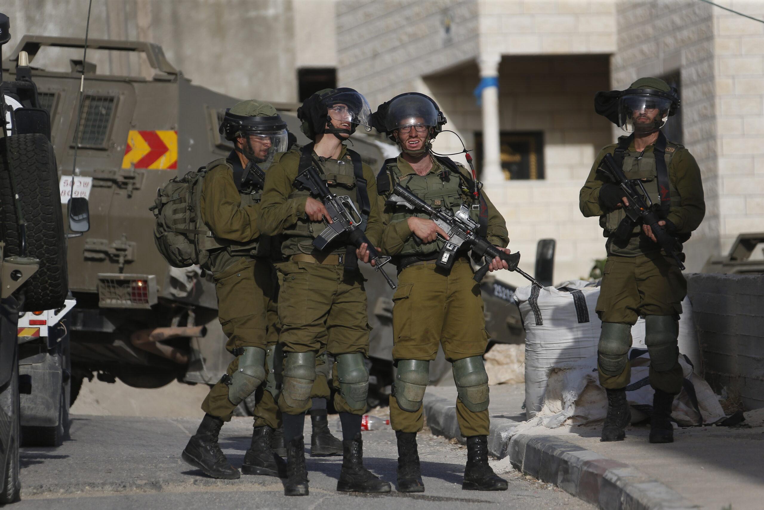 Fegyveres támadás történt egy izraeli katonai őrhelynél