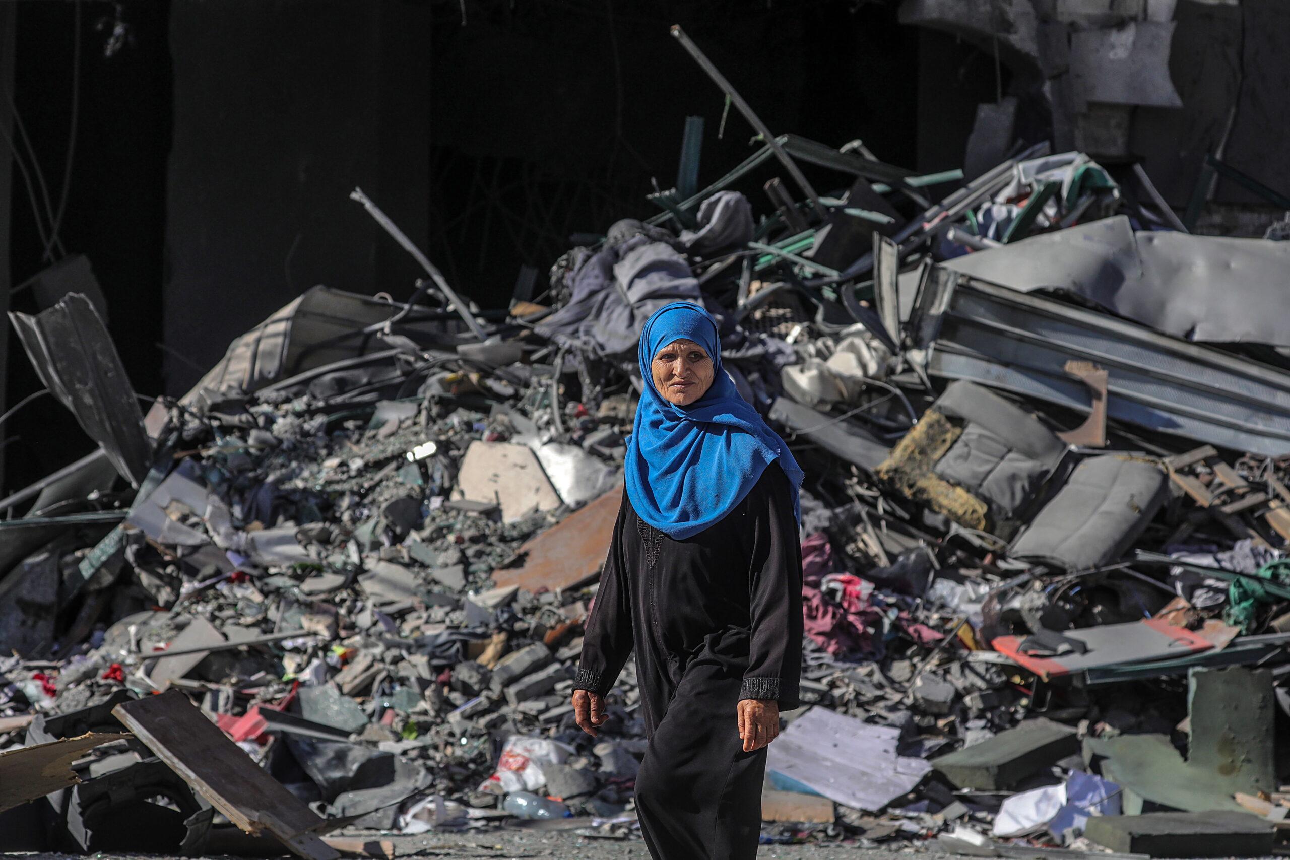 A Hamasz túl röviden célzott: 17 palesztint öltek meg