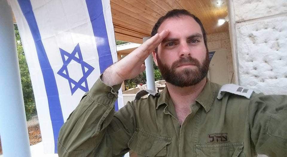 """""""A média csupa hazugságot terjeszt Izraelről"""" — Tamir Wertzberger a Neokohnnak"""