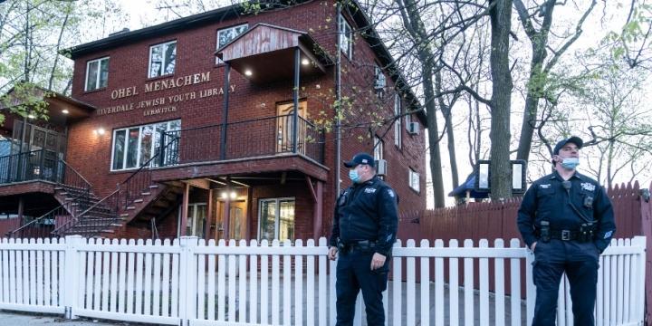 Szabadon engedtek egy antiszemita támadót New York-ban