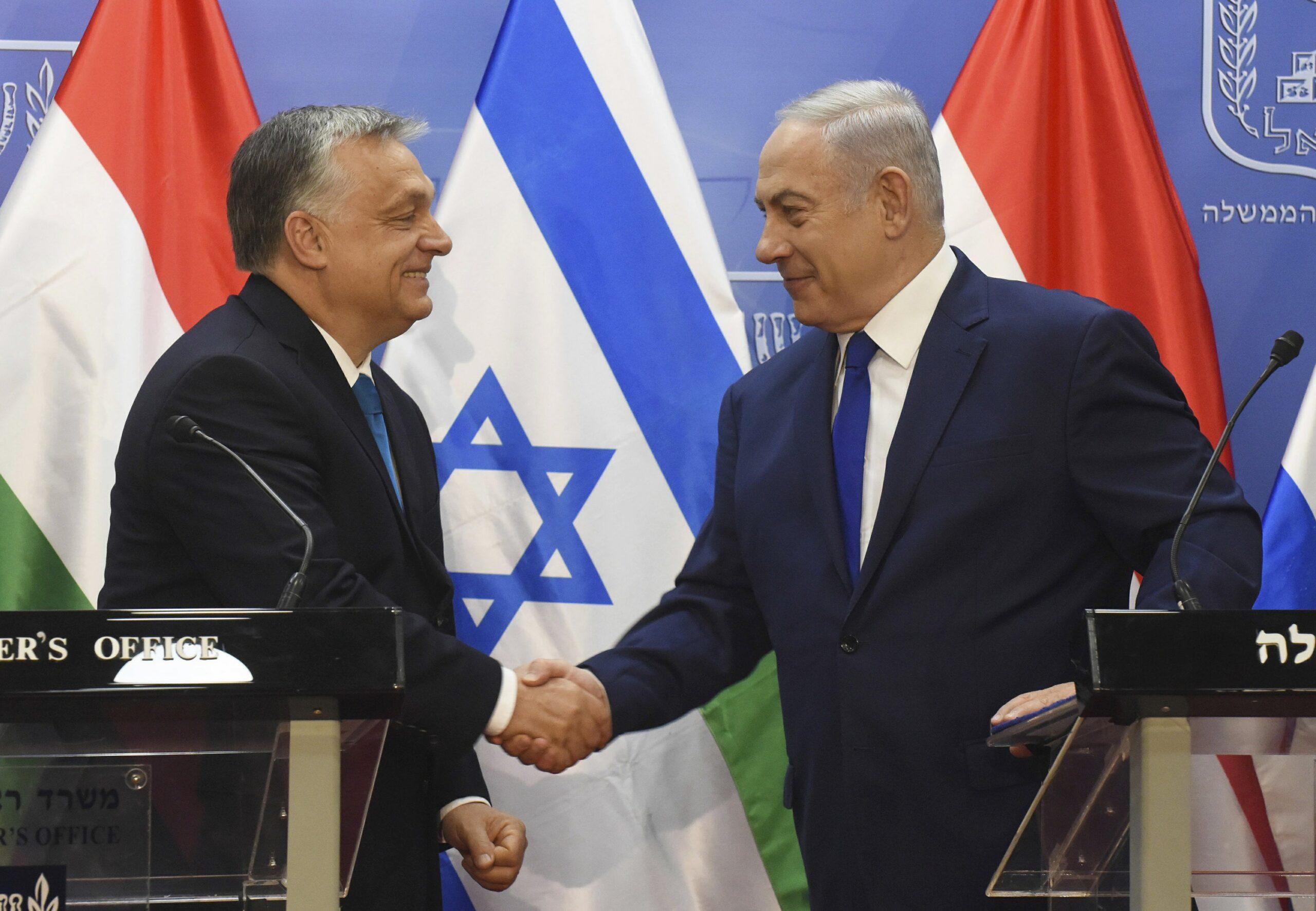 Magyarország nem kér a palesztin mantrából