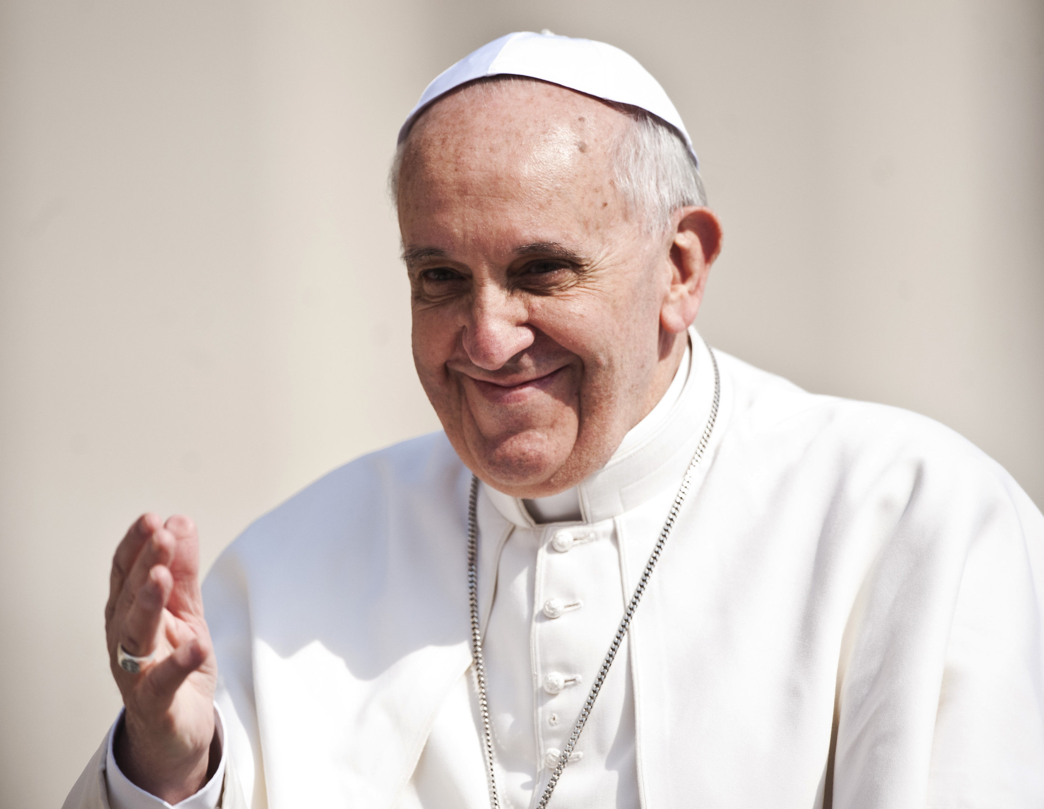 Ferenc pápa nem akar találkozni se Orbánnal, se Áderrel