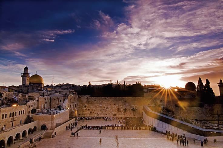 Ma este kezdődik a Jom Jerusálájim, a Jeruzsálem Nap