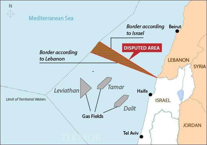 Libanon és Izrael újrakezdte tárgyalásokat a tengeri határokról