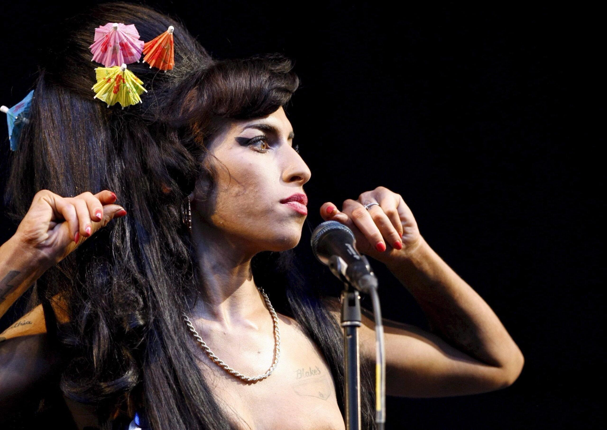 Vagyonokat költött drogokra Amy Winehouse