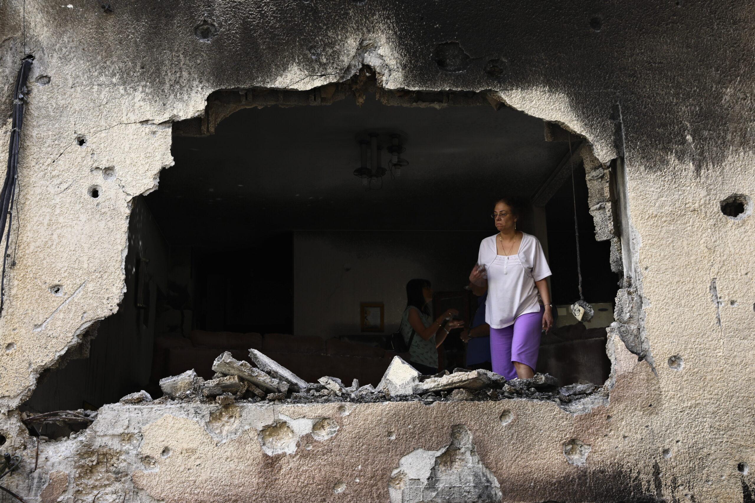 Hiba volt kivonulni Gázából – mondja az építési miniszter