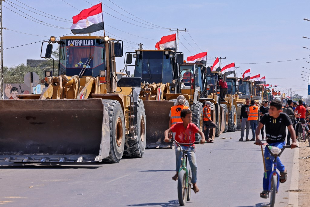 Egyiptom visszaveszi az ellenőrzést a Gázai övezet felett?