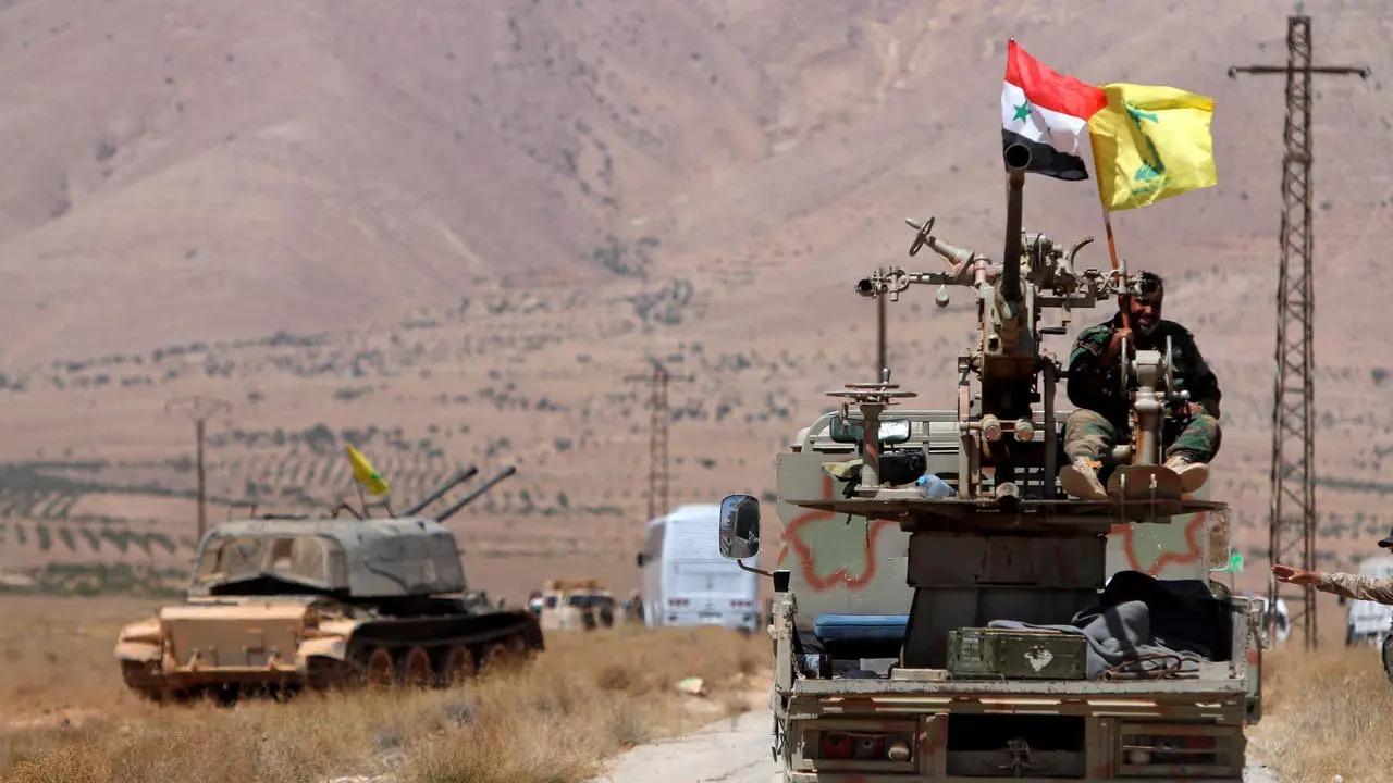 Rakétacsapás ért egy Hezbollah-támaszpontot Szíriában