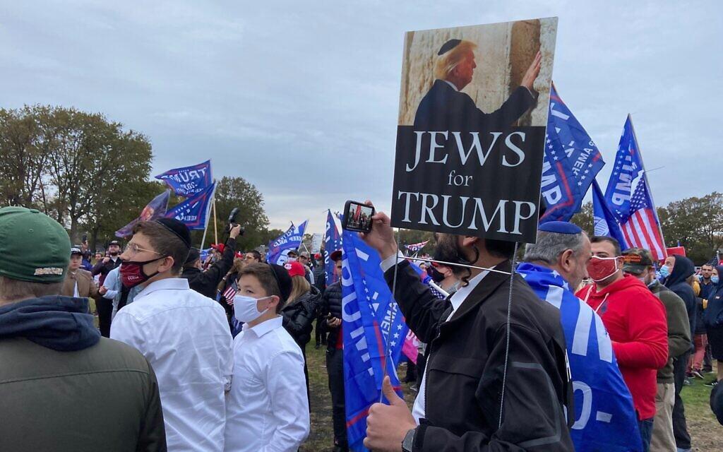 Trump: Az amerikai zsidók nem szeretik eléggé Izraelt