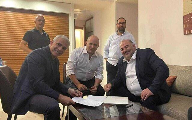 """A palesztinok nem várnak sokat a """"változás koalíciótól"""""""