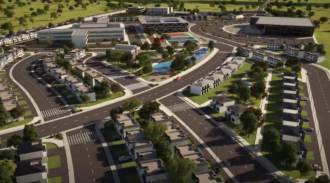 """""""Tóra várost"""" terveznek Mexikóban"""