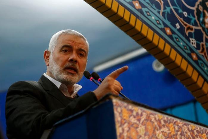 Ismét Egyiptomban tárgyal a Hamász vezetője az Izraellel kötött tűzszünetről