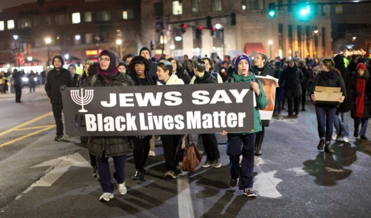 BLM-viszály tépi szét a zsidó összefogás platformját