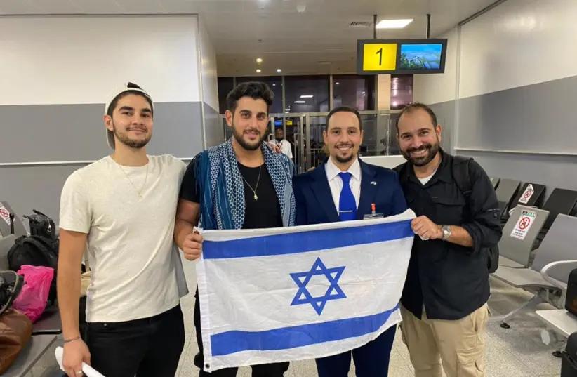 Elengedték a Nigériában letartóztatott izraeli stábot