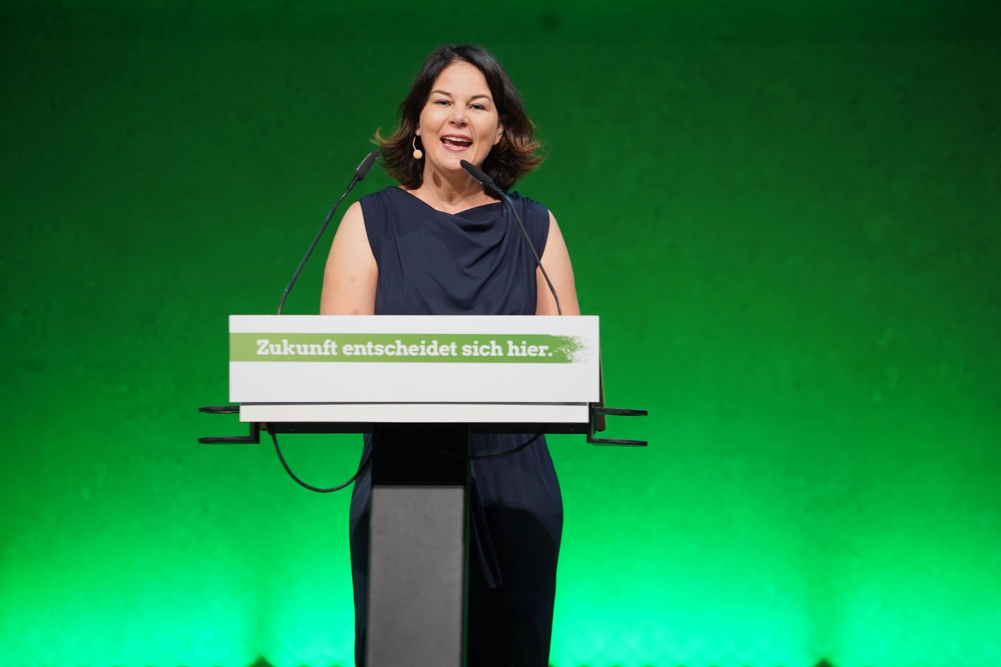 Plágiummal vádolják a német zöldek vezetőjét