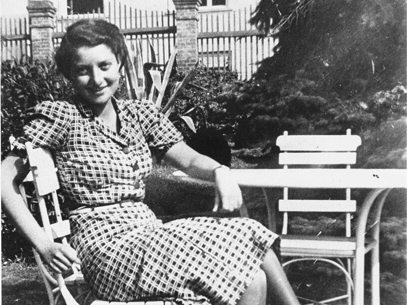 100 éve született Szenes Hanna