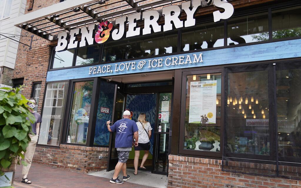 Több amerikai állam is összeakaszthatja a bajszát a Ben & Jerry's-szel