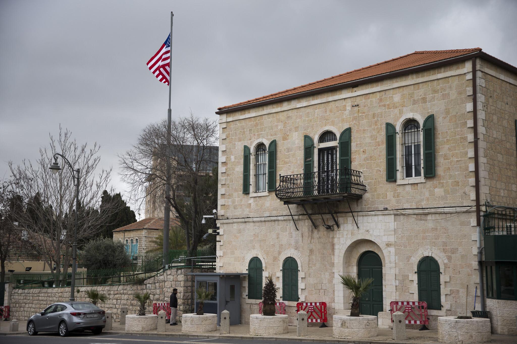 Amerika egyelőre még halogatja jeruzsálemi konzulátusának újranyitását