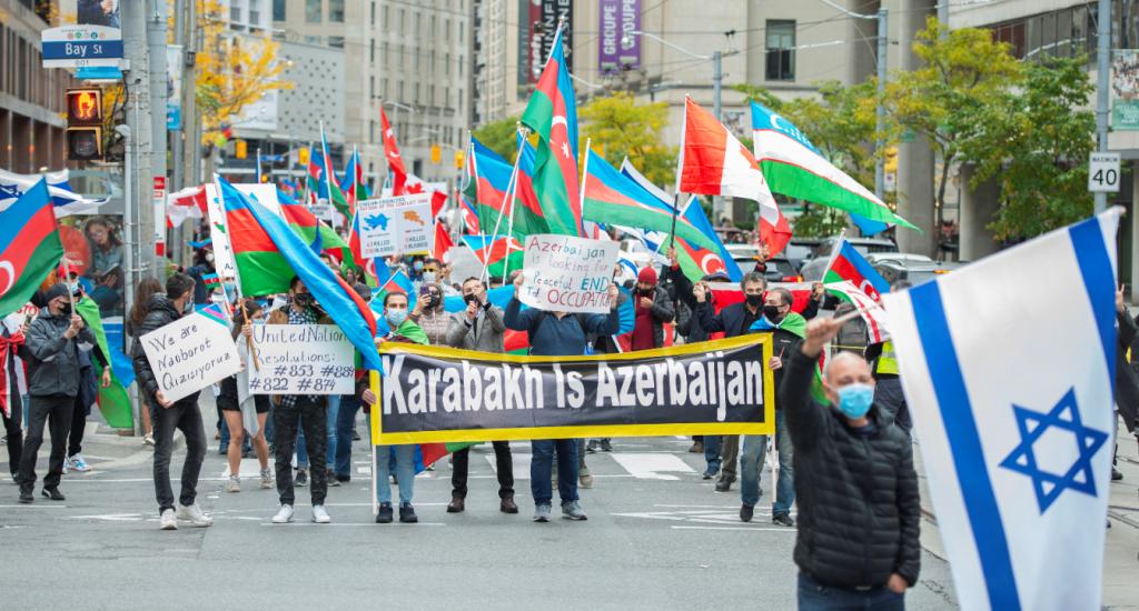 Mit keres Izrael a Dél-Kaukázusban?