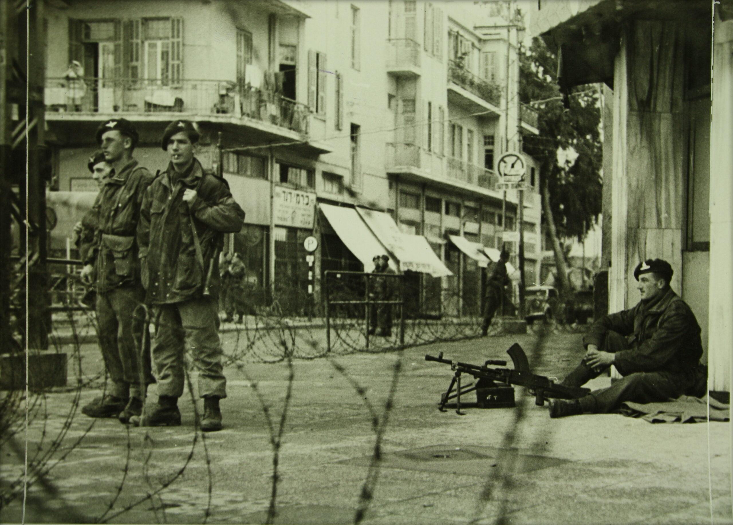 A brit mandátumi erők eltussolták zsidó gyermekek megölését