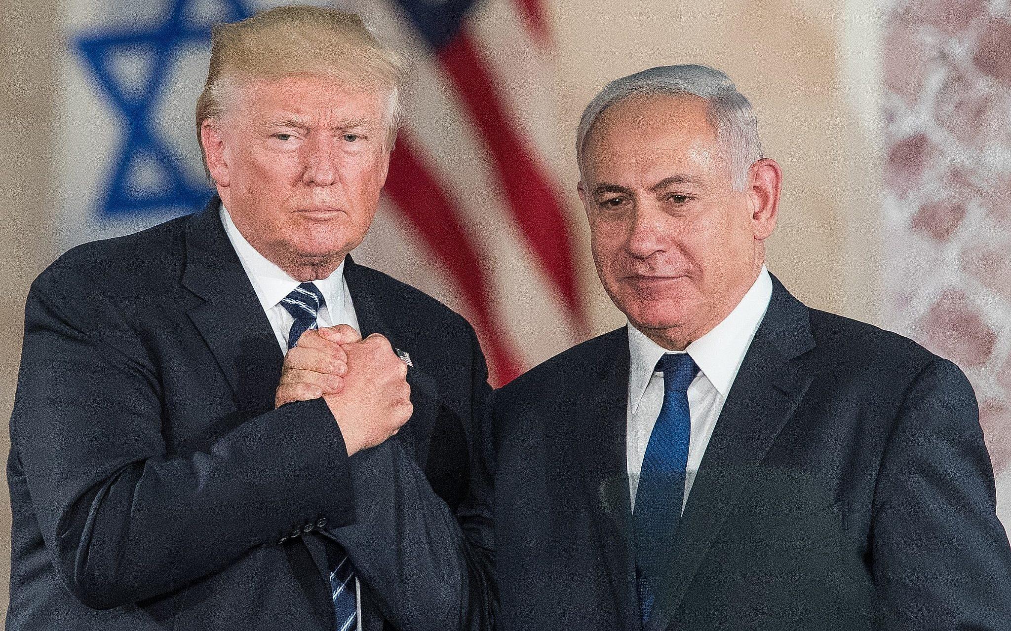 Állítólag Trump nem örült, hogy Netanjahu gratulált Bidennek