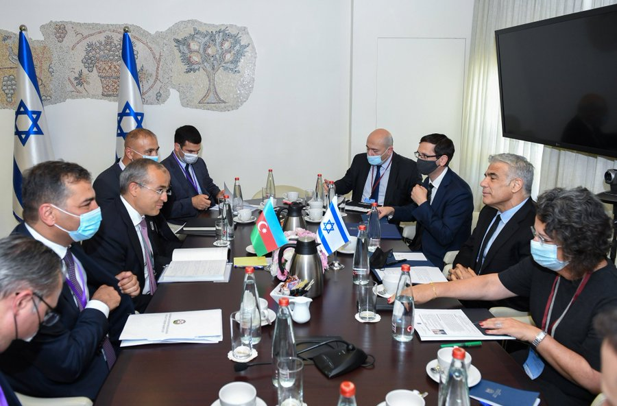 Azerbajdzsán diplomáciai státusszal rendelkező kereskedelmi irodát nyitott Izraelben