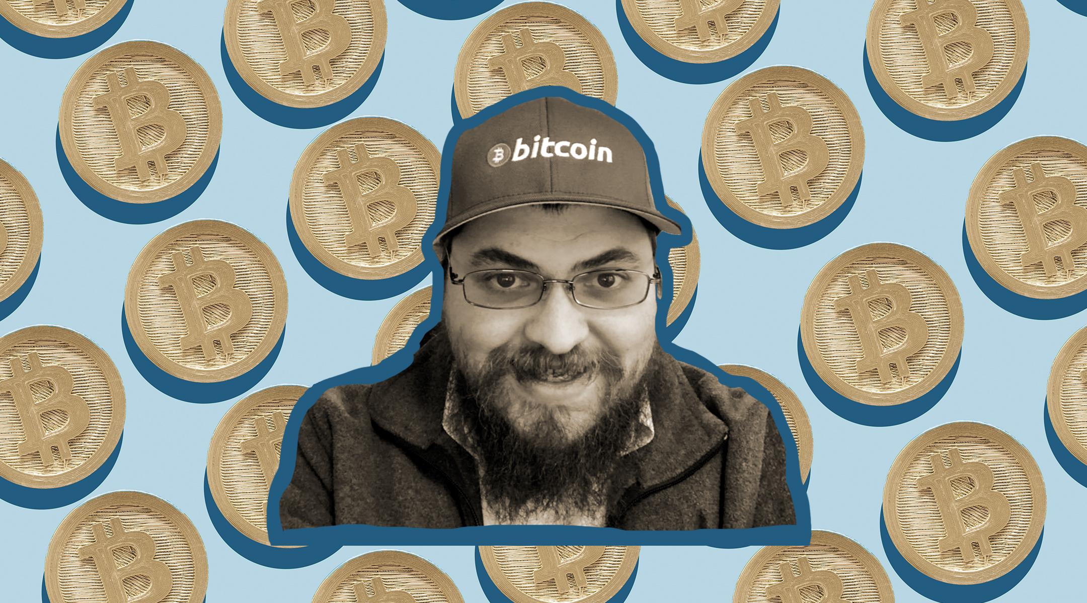 Navégre: Bitcoin rabbi is van már