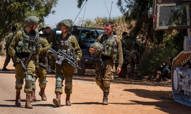 Libanonból beszivárgott terroristákat keres az izraeli hadsereg