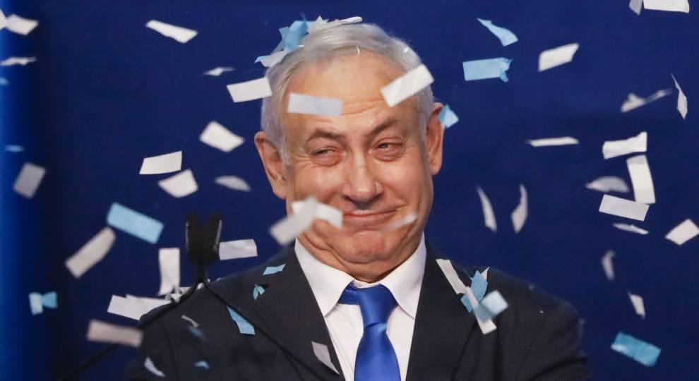 Az izraeliek továbbra is inkább Netanjahut választanák