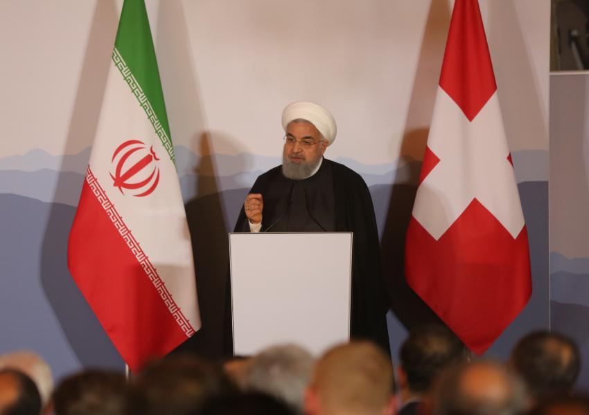 A svájci kormány nem ítéli el nyilvánosan az iráni holokauszttagadást és terrorizmust