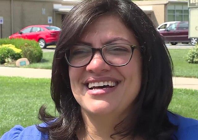 Rashida Tlaib szerint a zsidók profitálnak az amerikai rasszizmusból