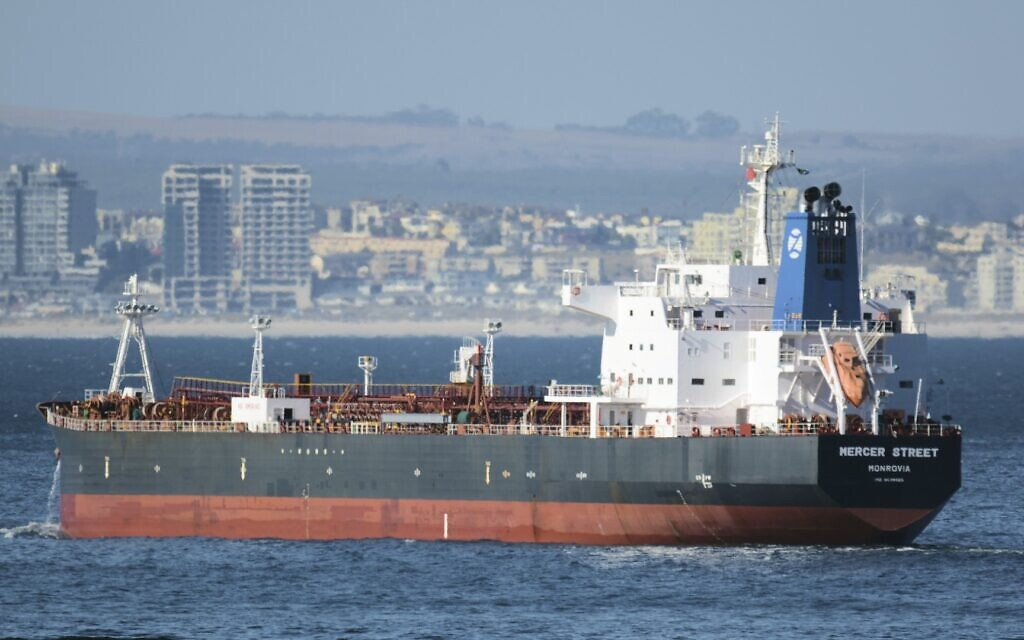 Nagy-Britannia és az Egyesült Államok is Iránt okolja a tartályhajó elleni támadás miatt