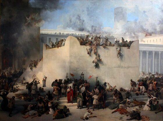 Izrael félelme: A harmadik szentély lerombolása