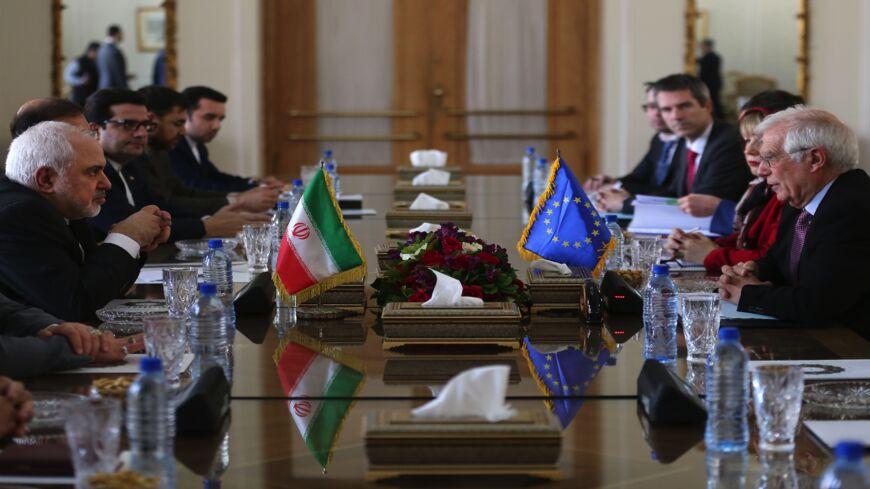 Hogyan segített Irán az Európai Uniónak elveszíteni a hitelességét?