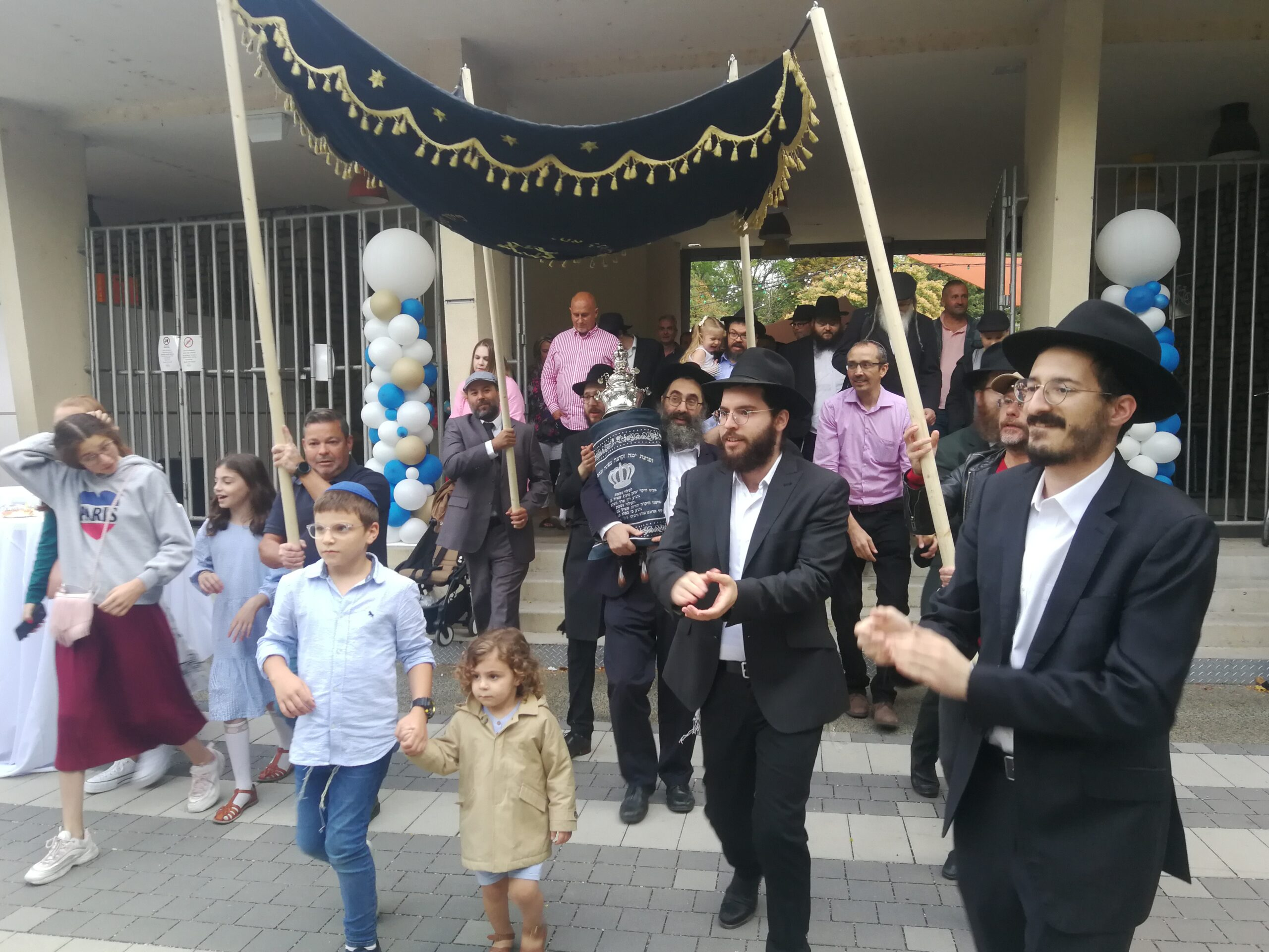 EMIH continued its Synagogue Week with the Sólet Festival in Újbuda