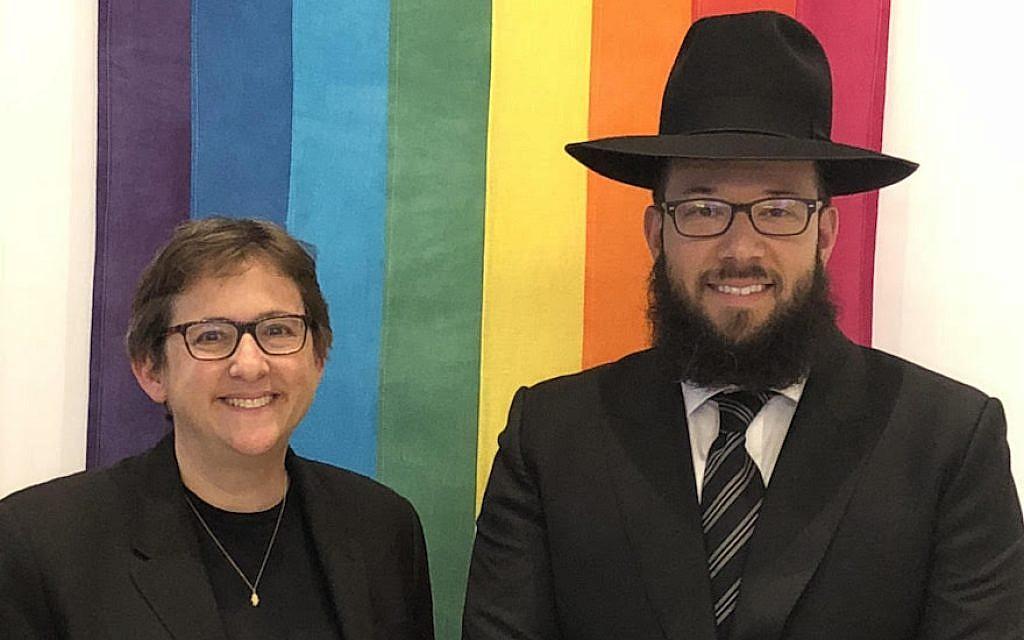 Biden egy LMBTQ zsinagóga vezető rabbiját jelölte az egyik vallásszabadsággal foglalkozó bizottságba