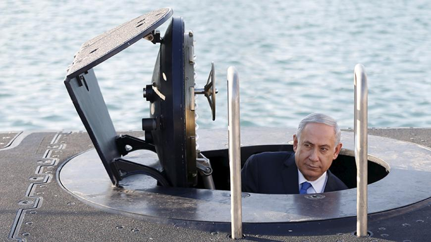 Izrael, mint tengeri hatalom