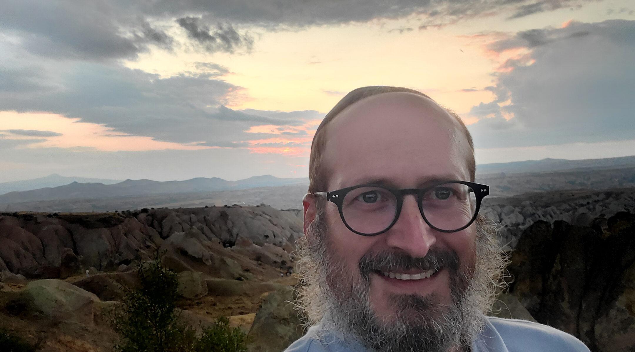 Egy chábád rabbi a törökországi zsidó örökséget bemutató útra indult
