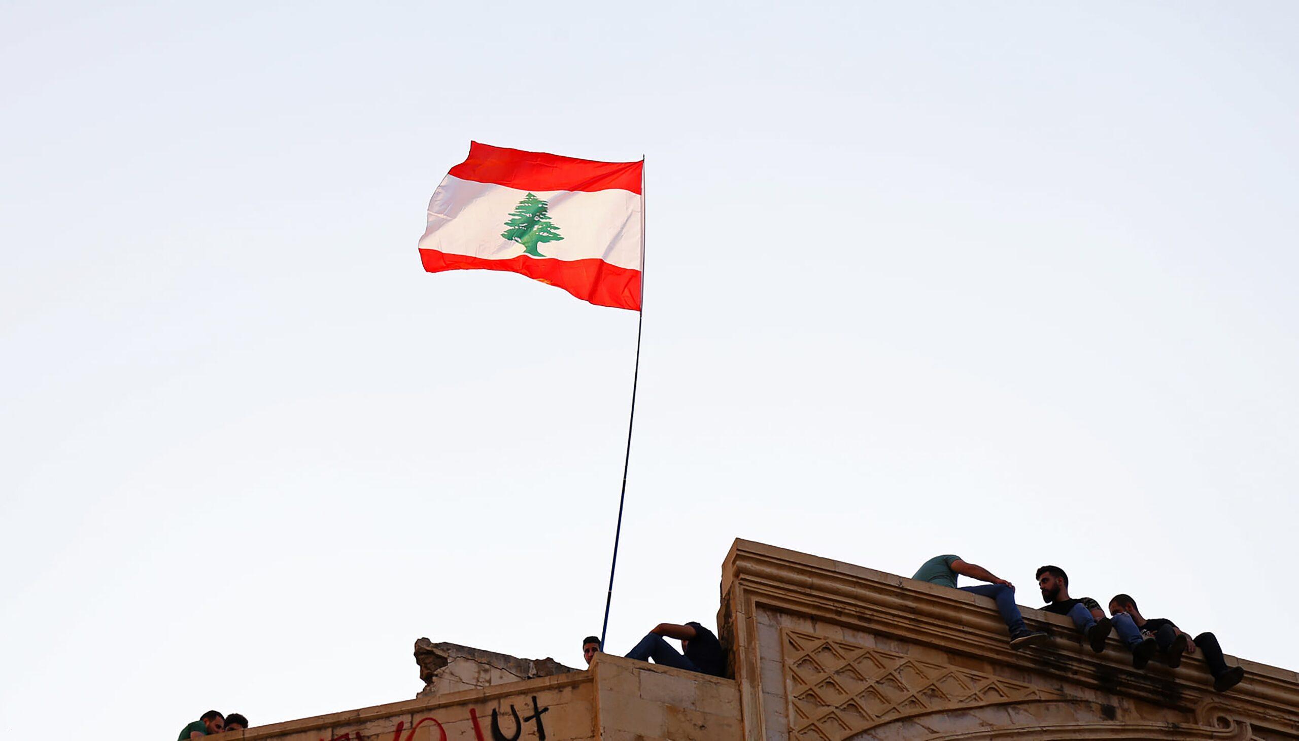 Libanon lassan megszűnik államnak lenni, és Irán nem is lehetne boldogabb