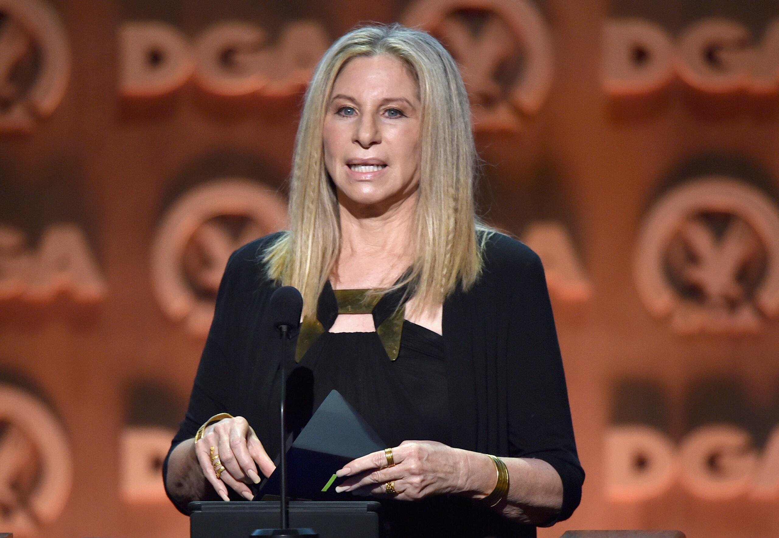 Mázál tov az újabb rekordhoz Barbra Streisand