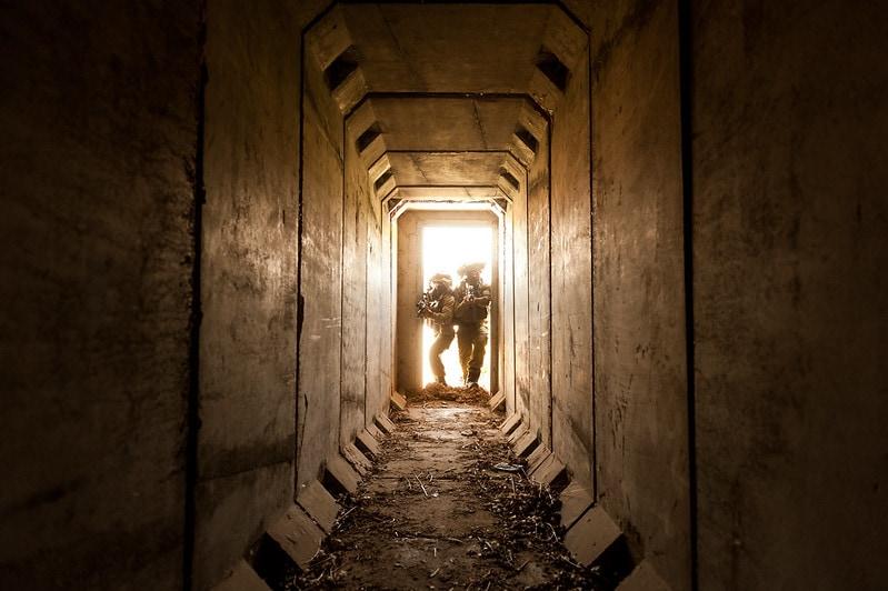 A Hezbollah több száz kilométeres alagúthálózatot épített ki a fegyverek és harcosok mozgatására