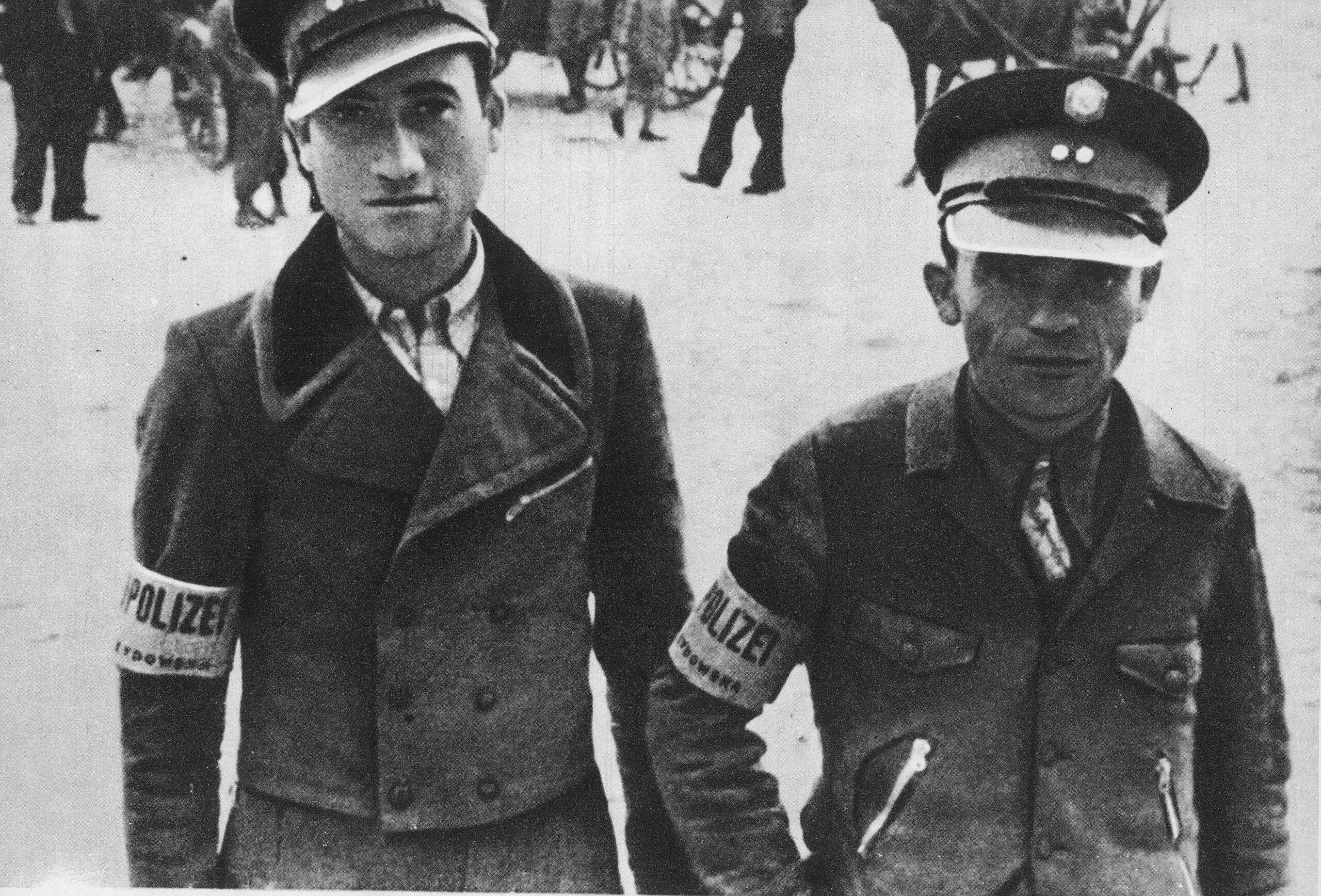 Társaikat küldték a halálba? Új könyv a varsói gettórendőrségről