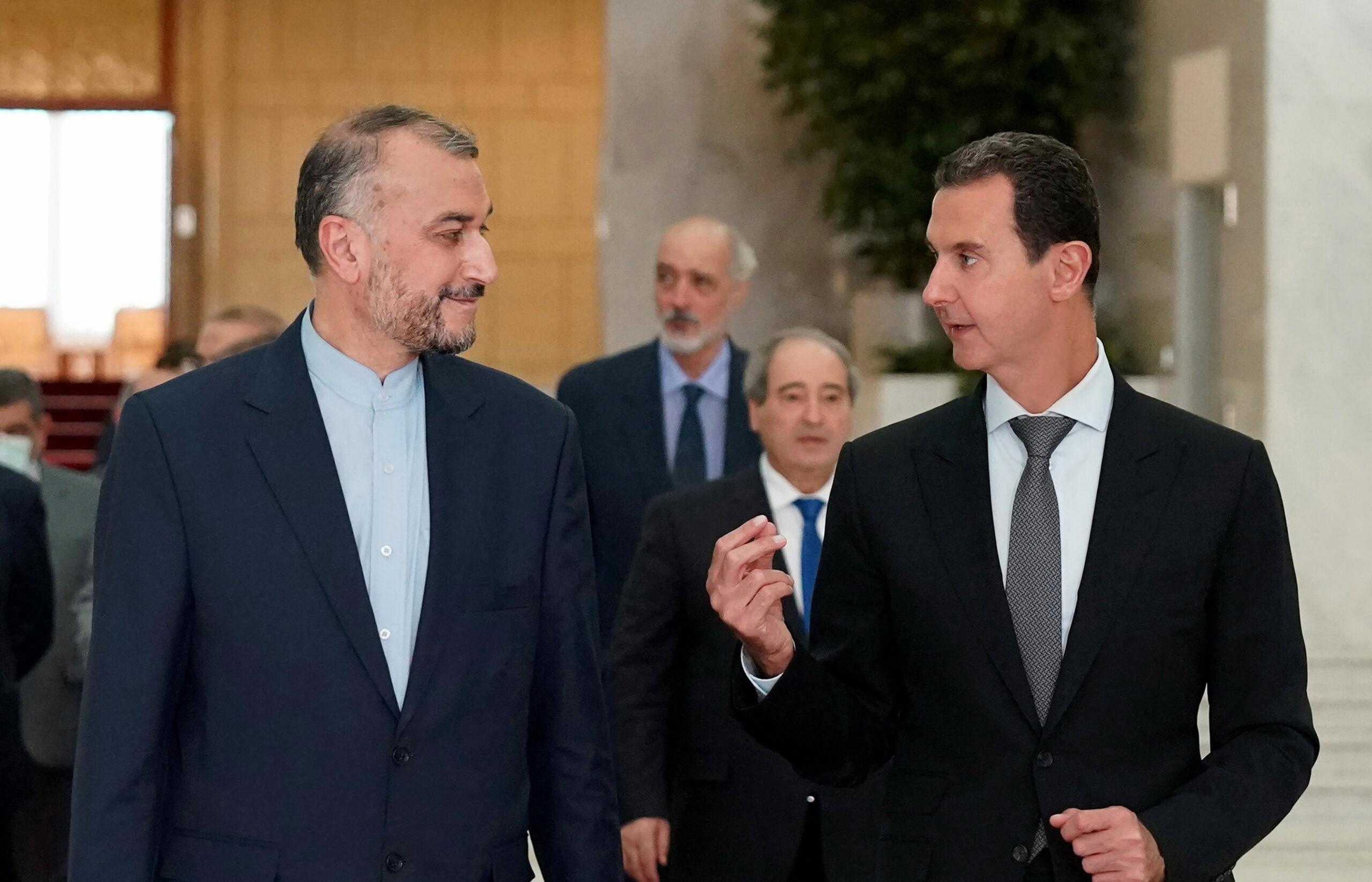 Aszad újra befolyásos szereplővé válhat a Közel-Keleten