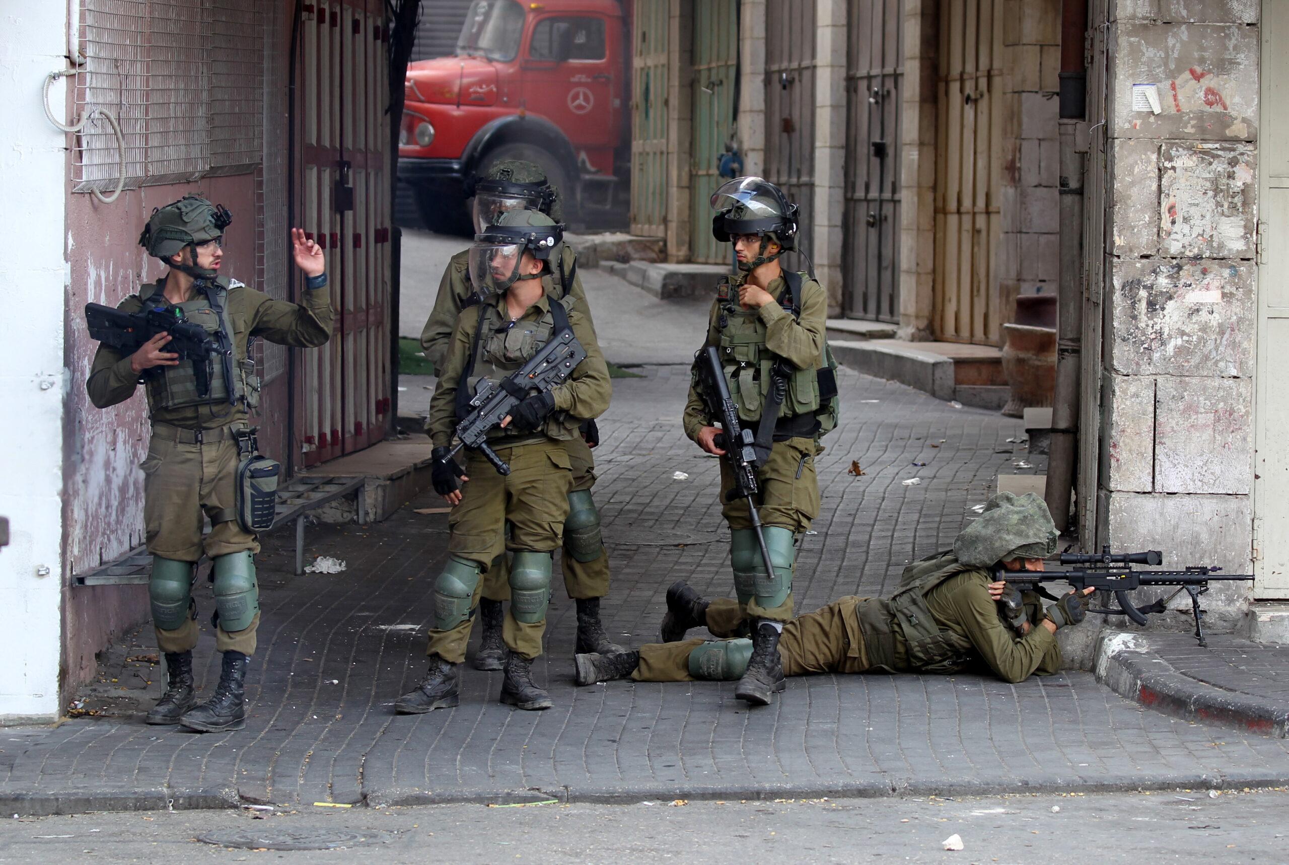 Terrortámadásra készültek a Hamász harcosai, rajtuk ütött az IDF, négy halott