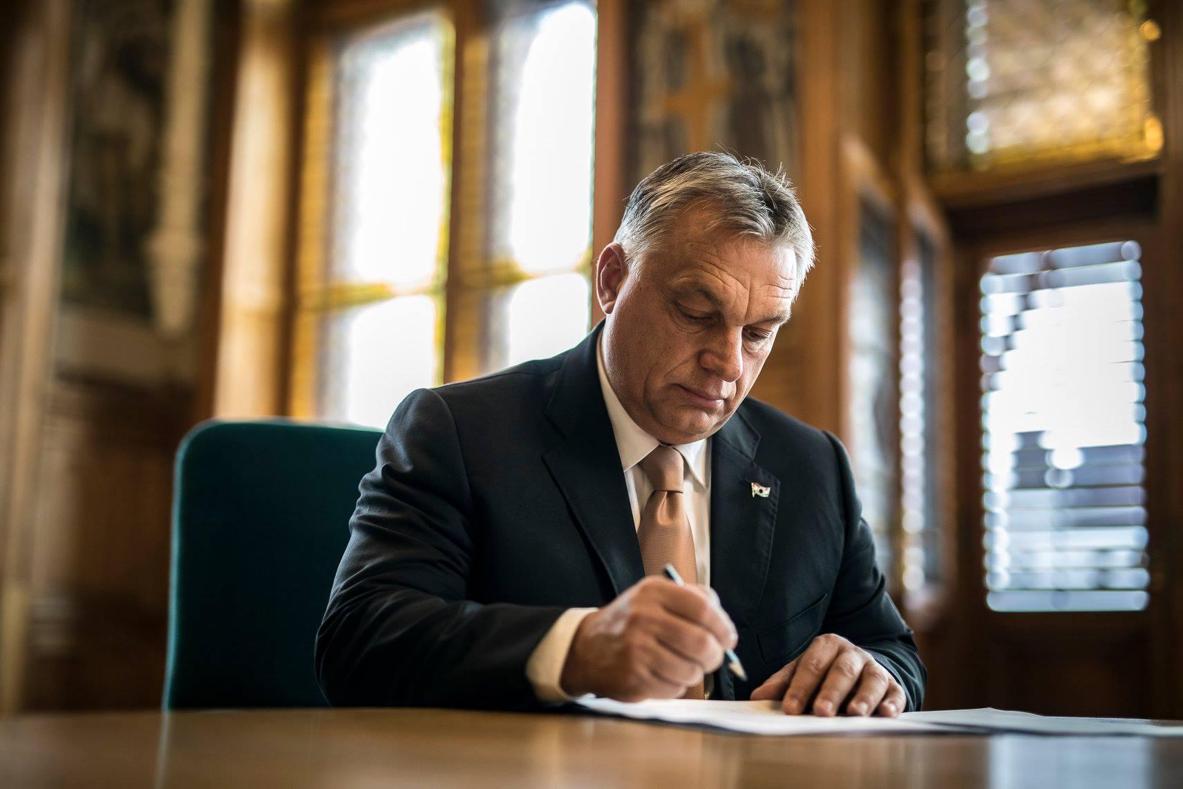 Orbán Viktor: Bízom benne, hogy a sófár hangja idén egy több örömöt adó időszak kezdetét jelzi
