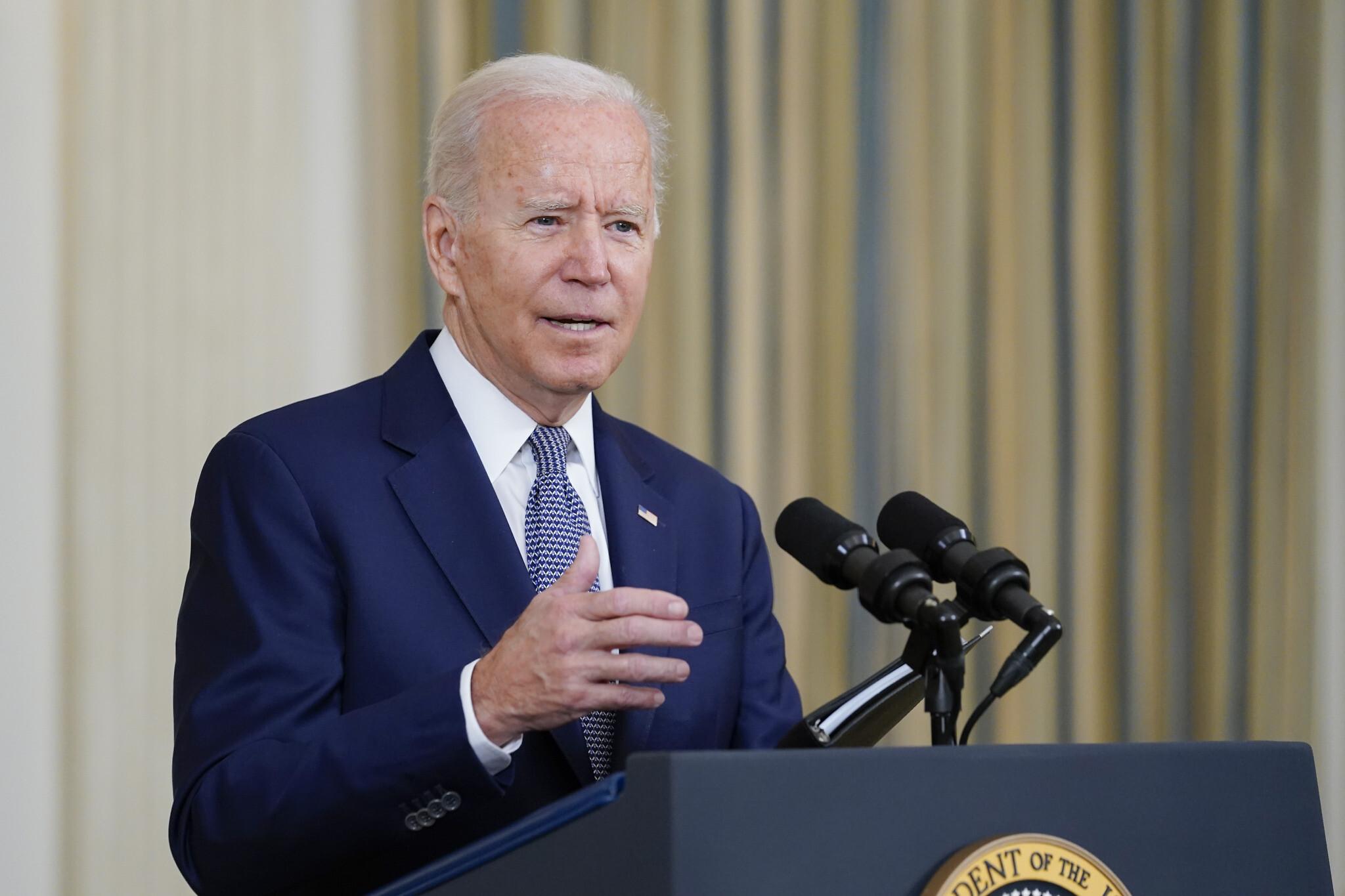 Biden az önvizsgálat fontosságát hangsúlyozta ros hásáná-i köszöntőjében