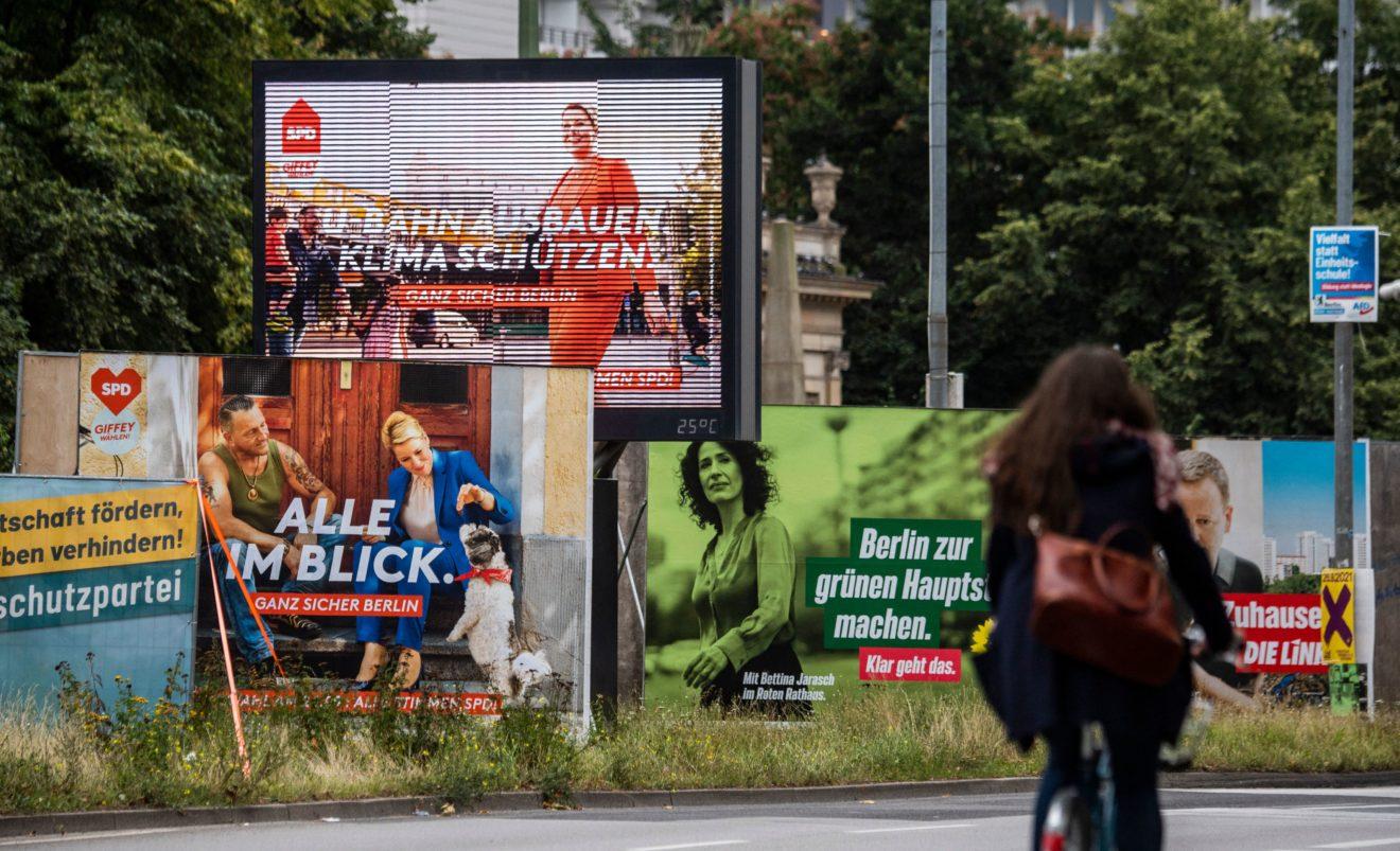 Az egykor hatalmas CDU már csak árnyéka önmagának