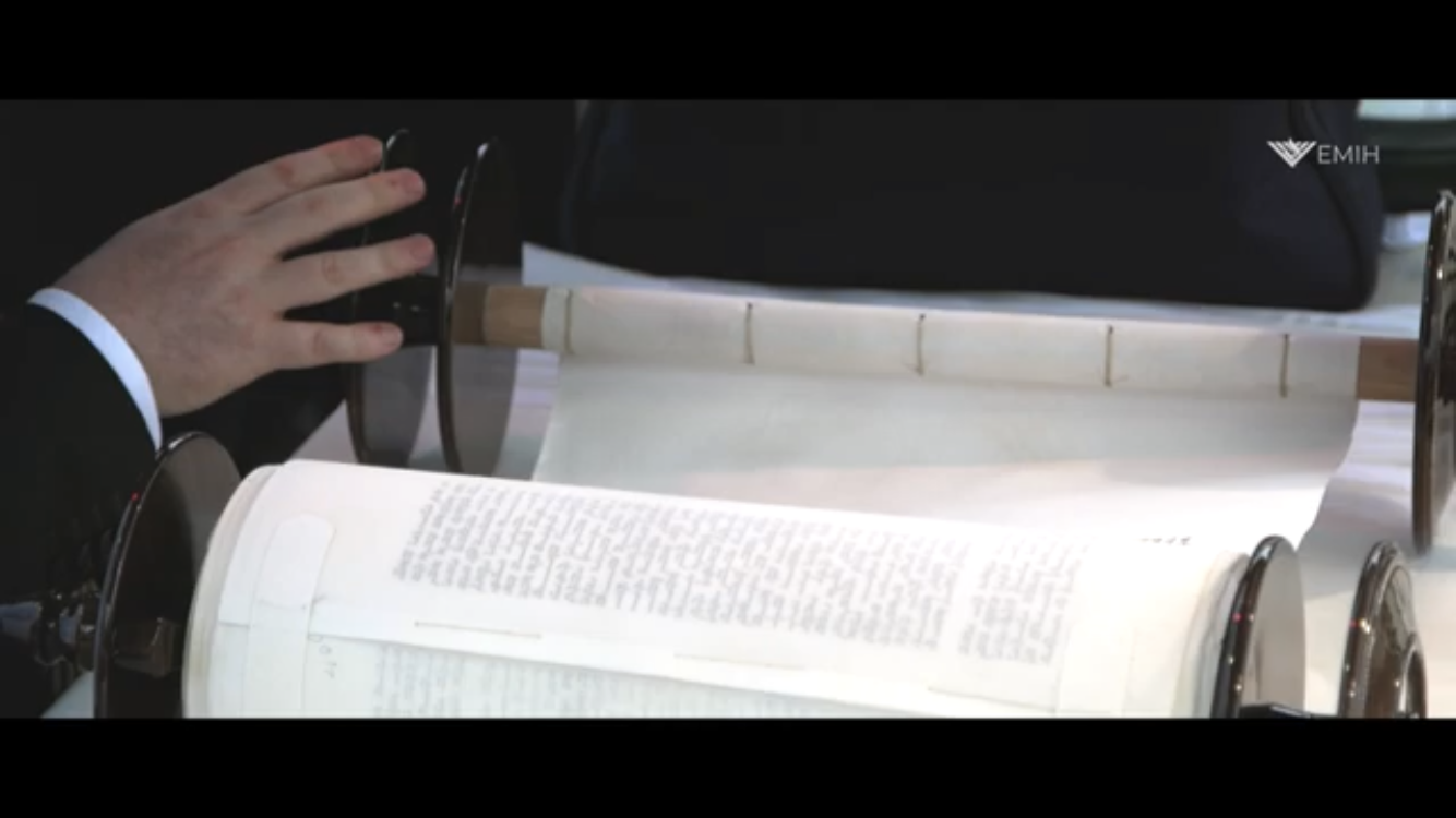 Így adták át a Bocskai úti zsinagógát (Videó)
